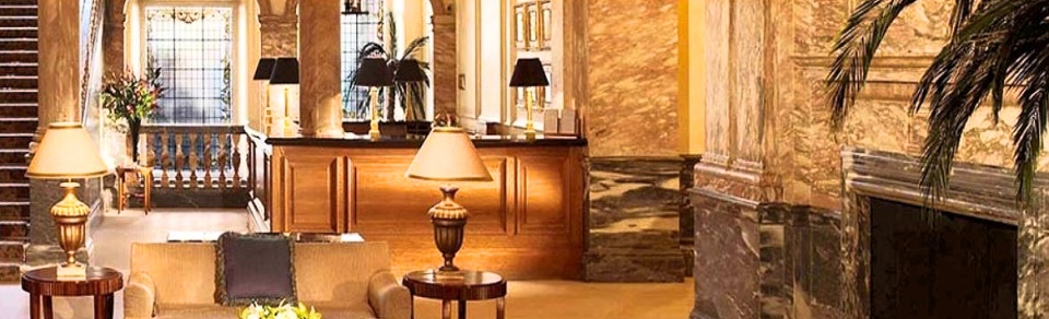 Luxury hotels group for Small luxury hotels of the world group